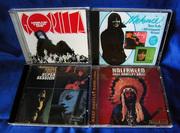 лицензионные CD-диски из коллекции