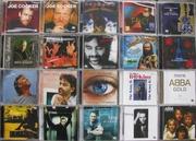 Продаю CD музыкальные